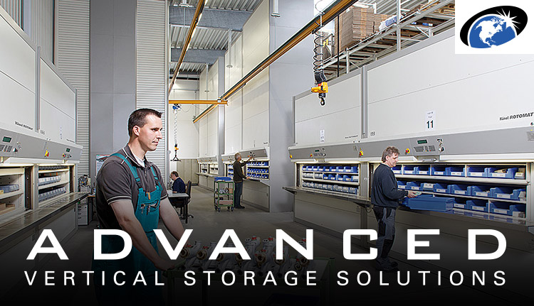 Advanced Vertical Storage Solutions | Advanced Companies