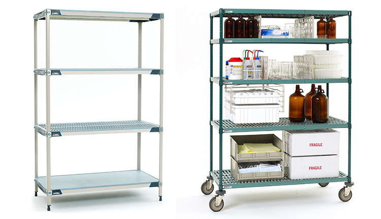 Polymer Shelving Units | Advanced Companies