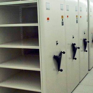 High Density Shelving Units | Advanced Companies