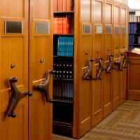 Space Saving Mobile Shelving | Advanced Companies