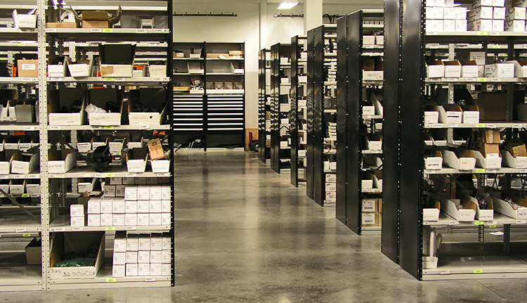 Industrial Shelving | Advanced Companies