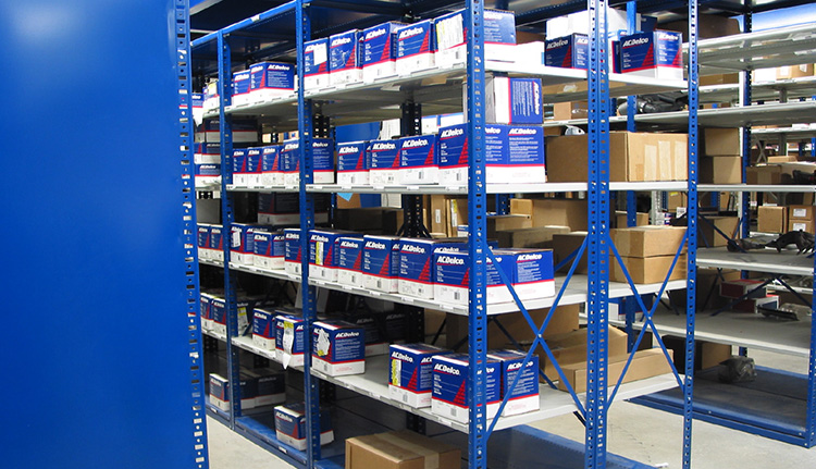 Industrial Shelving Units | Advanced Companies