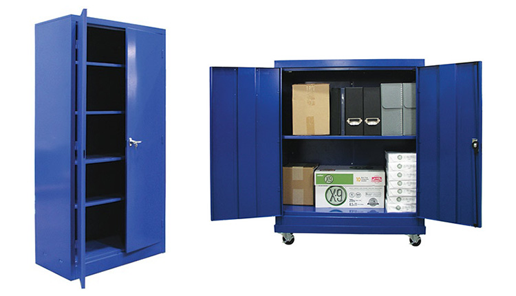 Industrial Storage Cabinets | Advanced Companies