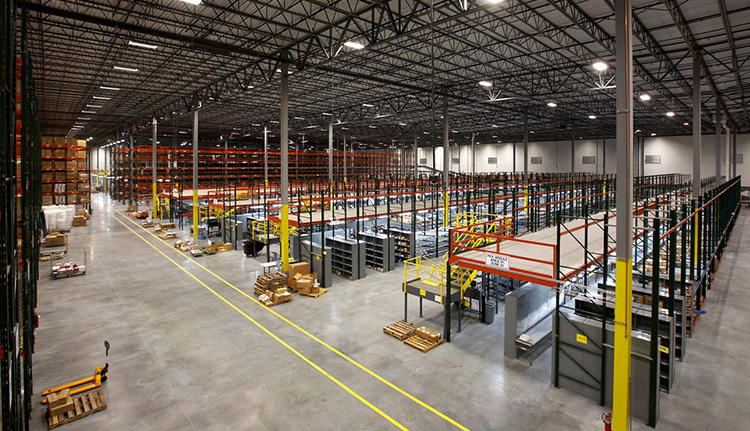 Pallet Racking Systems | Advanced Companies