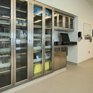 Stainless Steel Cabinets | Advanced Companies