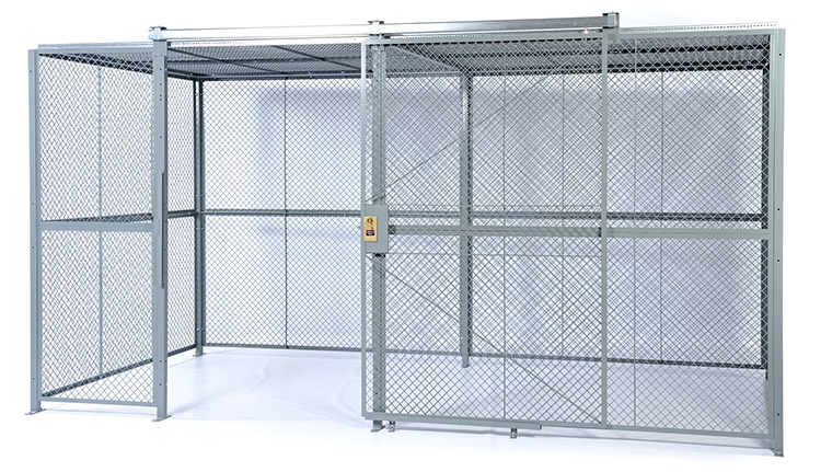 Spaceguard Temporary Holding Cells | Advanced Companies