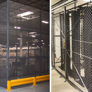 Wire Mesh Partitions | Advanced Companies