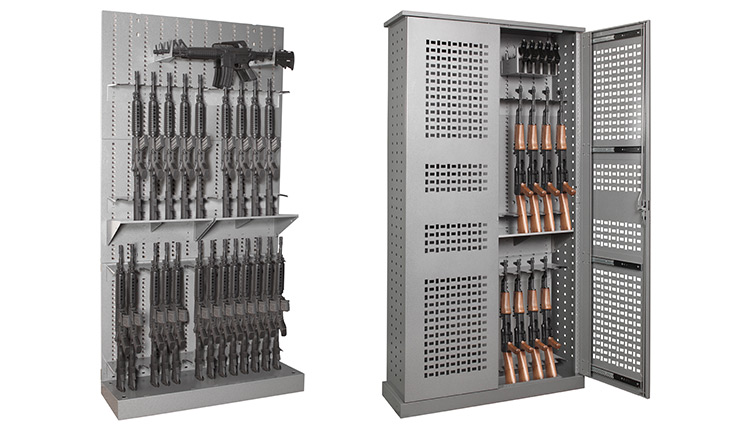 Weapons Storage Cabinets | Advanced Companies