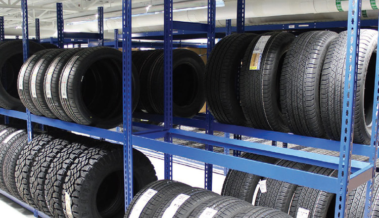 Automotive Storage Solutions | Advanced Companies