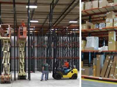 Drive-in Storage Systems | Advanced Companies