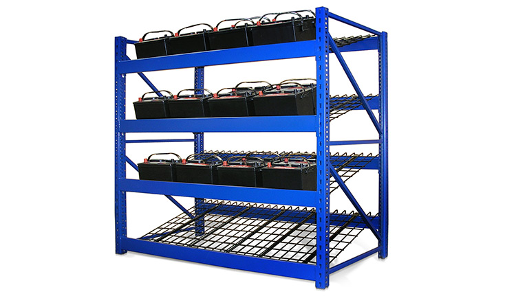 Automotive Storage Racks | Advanced Companies