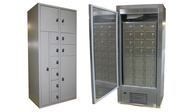 Evidence Lockers | Advanced Companies