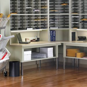 Mailroom Furniture | Advanced Companies
