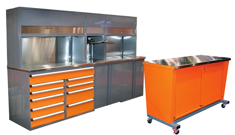 Steel Storage Units | Advanced Companies