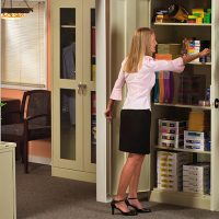Metal Storage Cabinets | Advanced Companies