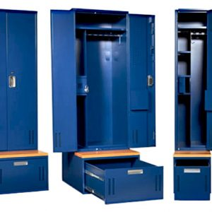 Tactical Police Lockers | Advanced Companies