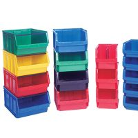 Stackable Storage Bins | Advanced Companies