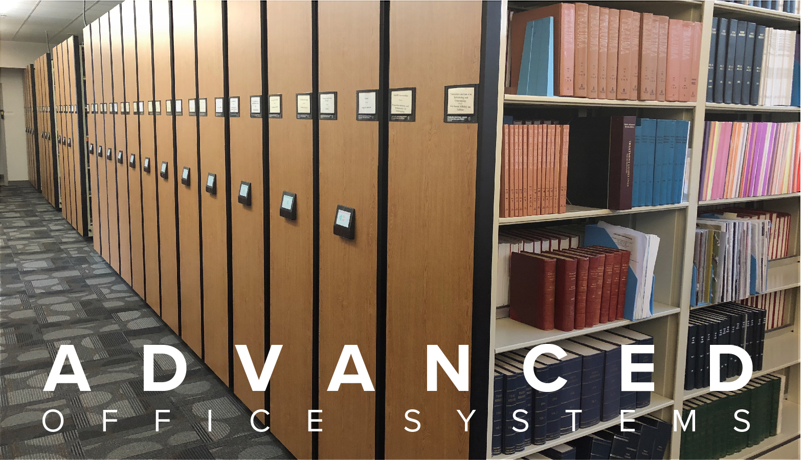 Since 1976 Advanced Sys.com Office Systems Has Been Providing Innovative  Office Based Storage And Retrieval Systems That Boost Productivity And  Efficiency ...